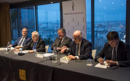 """Presentación del libro """"Navarra en la Historia"""""""
