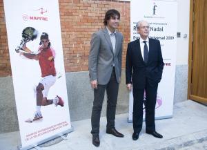 Rafael Nadal Ignacio Buquras y Bach