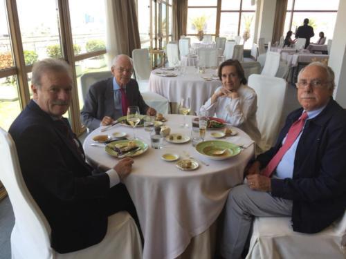 Reunión Jurado «Premio `Fundación Independiente´ de Periodismo Camilo José Cela»