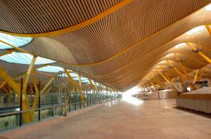 "T4 Aeropuerto ""Adolfo Suarez"" Madrid"