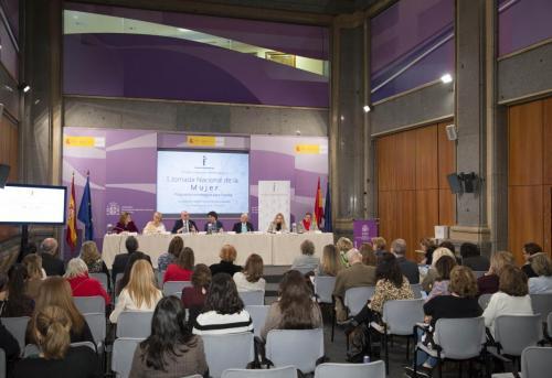 Presentación Libro I Jornada Nacional de la Mujer