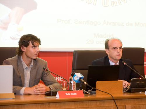 Rafa Nadal   Santiago Álvarez de Mon