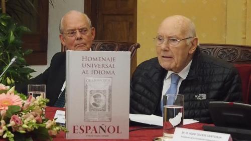 José Manuel Romay BeccaríaPresidente del Consejo de Estado