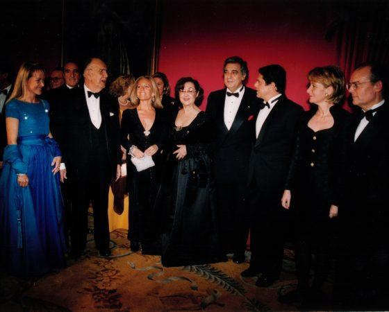 "PLACIDO DOMINGO ""ESPAÑOL UNIVERSAL"" 1997"