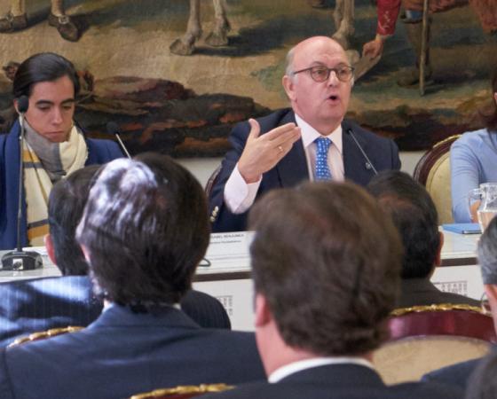 IV ENCUENTRO NACIONAL DE LA SOCIEDAD CIVIL 17/XI/16 Palacio de Godoy